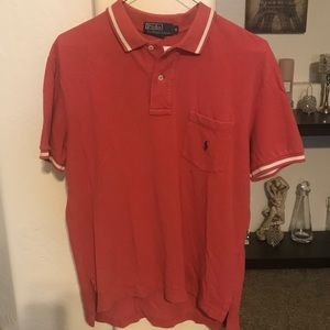 Casual with this Polo Ralph Lauren Sz-Medium!